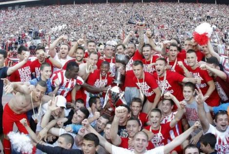 crvena champion