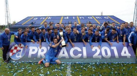 Footballski Dinamo Zagreb | Europe de l'est | Croatie