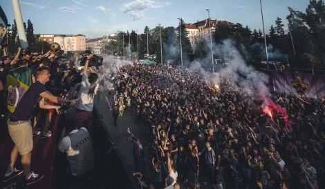 maribor | slovénie | footballski