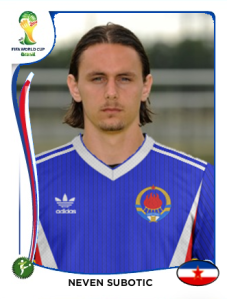 Carte Neven Subotic