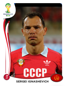 Carte Ignashevich