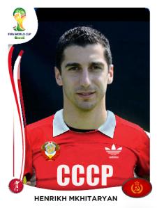 Carte Mkhitaryan