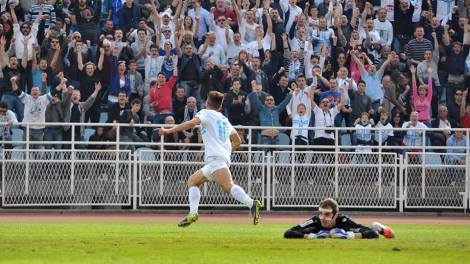 rijeka, football croate
